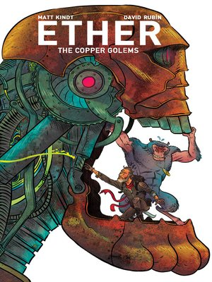 cover image of Ether (2016), Volume 2