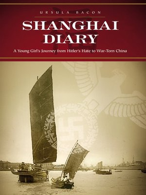 cover image of Shanghai Diary