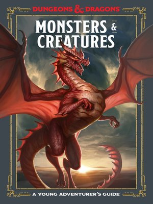 cover image of Monsters & Creatures (Dungeons & Dragons)