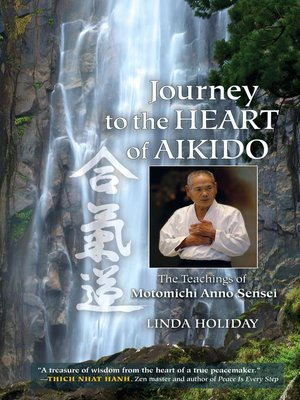 cover image of Journey to the Heart of Aikido