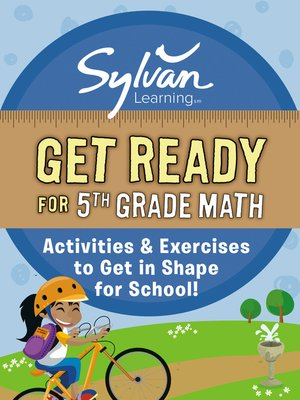 cover image of Get Ready for 5th Grade Math