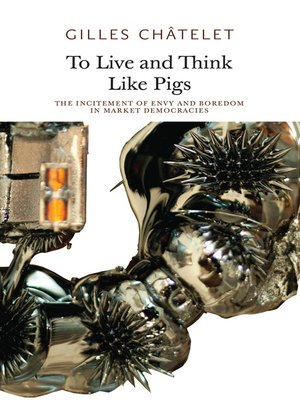 cover image of To Live and Think Like Pigs