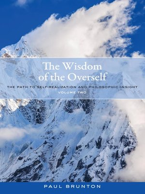 cover image of The Wisdom of the Overself