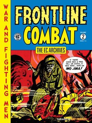 cover image of Frontline Combat (1951), Volume 2