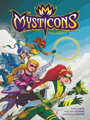cover image of Mysticons (2018), Volume 1
