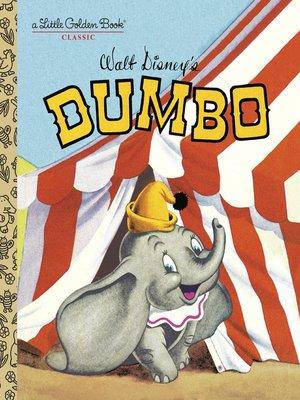 cover image of Dumbo (Disney Classic)