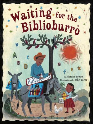 cover image of Waiting for the Biblioburro