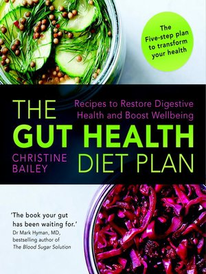 cover image of The Gut Health Diet Plan