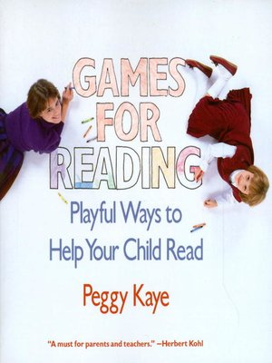 cover image of Games for Reading