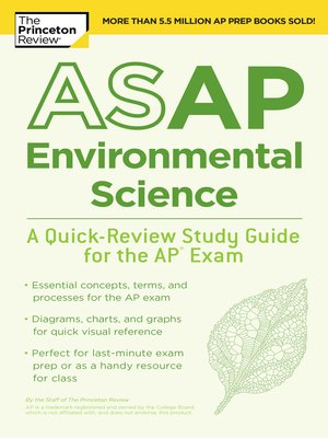 cover image of ASAP Environmental Science