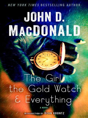 cover image of The Girl, the Gold Watch & Everything