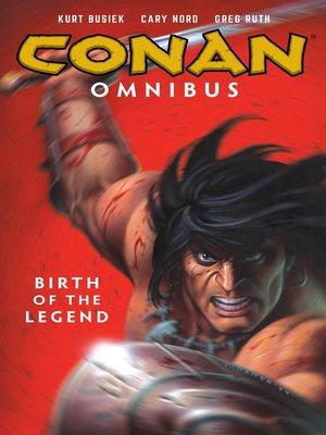 cover image of Conan Omnibus Volume 1