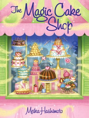 cover image of The Magic Cake Shop