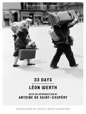 cover image of 33 Days
