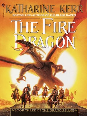 cover image of The Fire Dragon