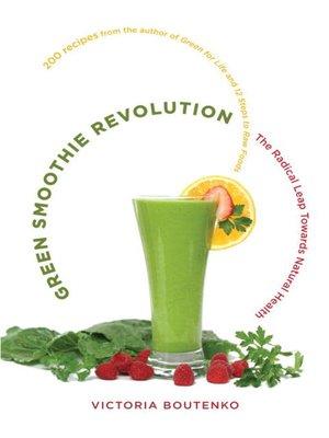 cover image of Green Smoothie Revolution