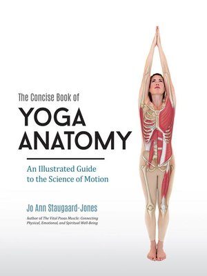 cover image of The Concise Book of Yoga Anatomy