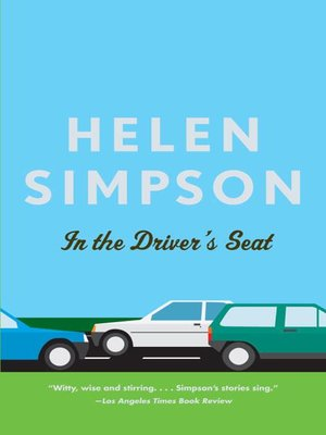 cover image of In the Driver's Seat