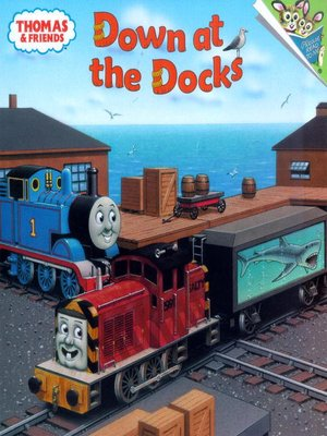 cover image of Down at the Docks (Thomas & Friends)