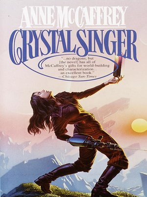 cover image of Crystal Singer