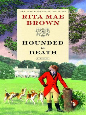 cover image of Hounded to Death
