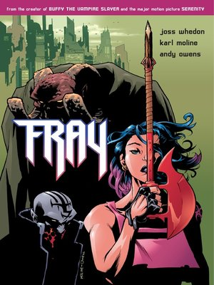 cover image of Fray: Future Slayer