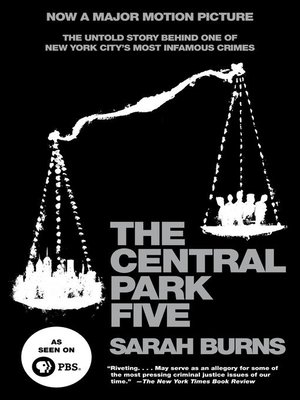 cover image of The Central Park Five