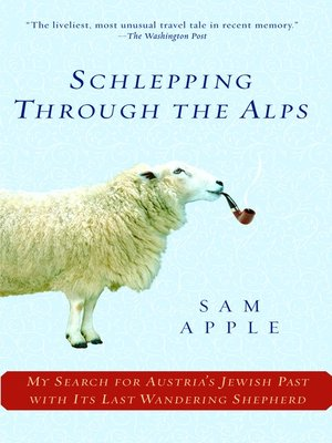 cover image of Schlepping Through the Alps