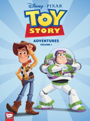 cover image of Disney/PIXAR Toy Story Adventures, Volume 1