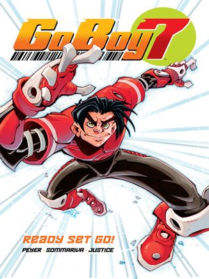 cover image of Go Boy 7, Volume 1