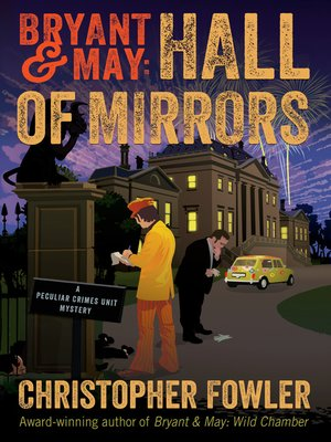 cover image of Hall of Mirrors