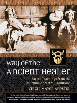 cover image of Way of the Ancient Healer