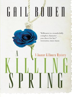 cover image of A Killing Spring