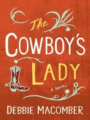 cover image of The Cowboy's Lady