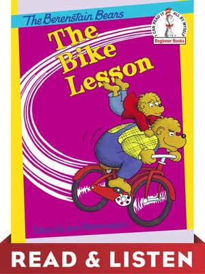 cover image of The Bike Lesson