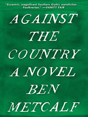 cover image of Against the Country