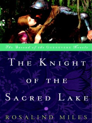 cover image of The Knight of the Sacred Lake