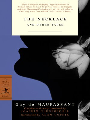 cover image of The Necklace and Other Tales