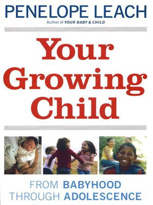 cover image of Your Growing Child