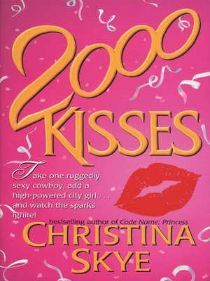 cover image of 2000 Kisses