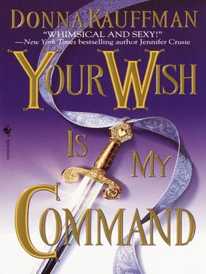 cover image of Your Wish Is My Command