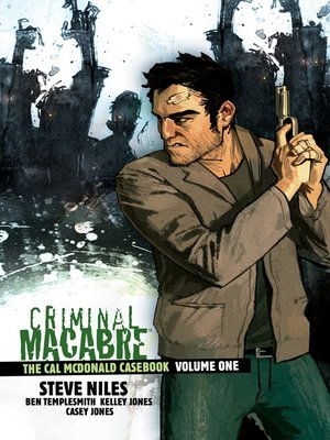 cover image of Criminal Macabre: The Cal McDonald Casebook, Volume 1