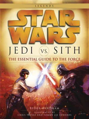 cover image of Jedi vs. Sith