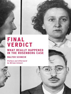 cover image of Final Verdict