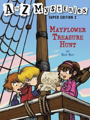 cover image of Mayflower Treasure Hunt