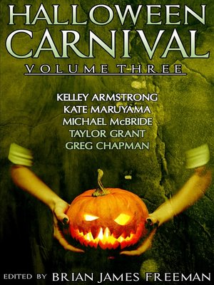 cover image of Halloween Carnival, Volume 3