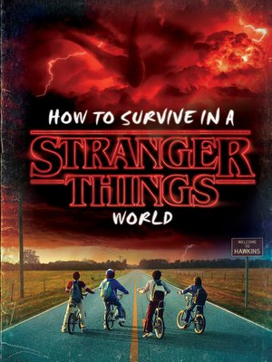 cover image of How to Survive in a Stranger Things World (Stranger Things)