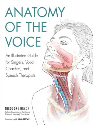 cover image of Anatomy of the Voice