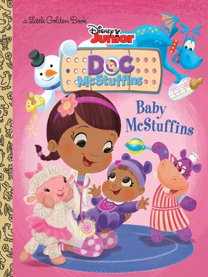 cover image of Baby McStuffins