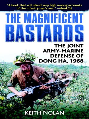 cover image of The Magnificent Bastards